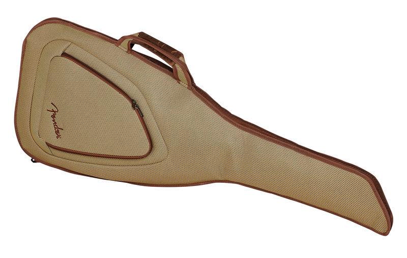 Fender FET-610 E-Guitar Gig Bag Tweed