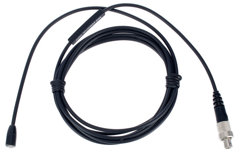 61631ded55f Sennheiser MKE Essential Omni-Black 3-Pin – Thomann Ireland