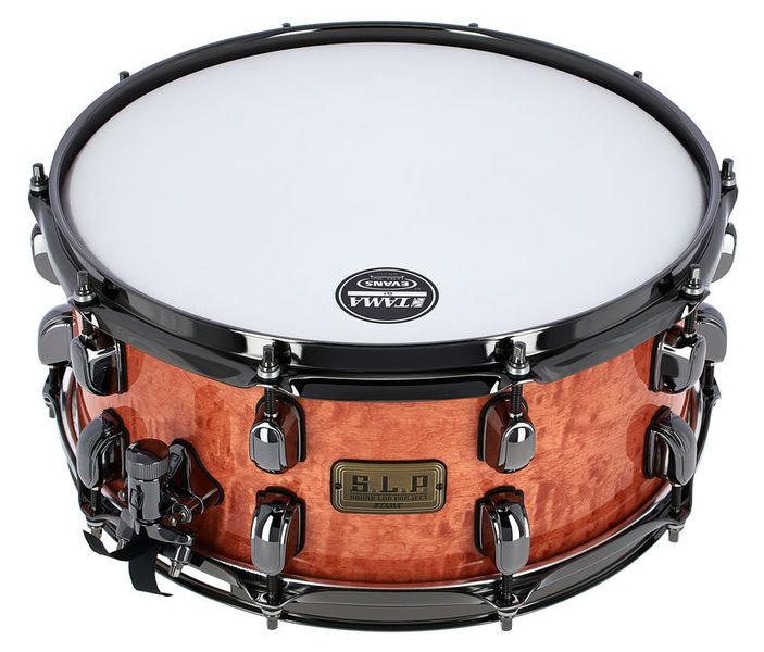 """Tama 14""""x06"""" S.L.P. G-Maple Snare"""