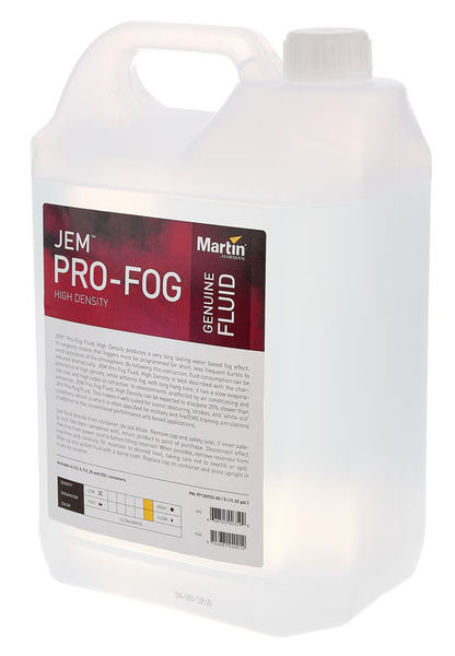 Jem Pro-Fog 5l High Density