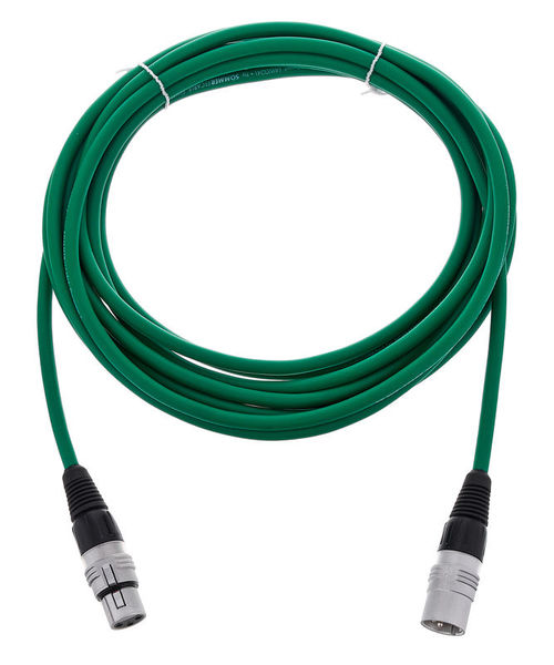 Sommer Cable Stage 22 SGHN GN 5,0m