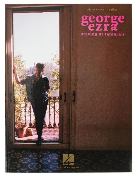 Hal Leonard George Ezra: Staying At Tamara