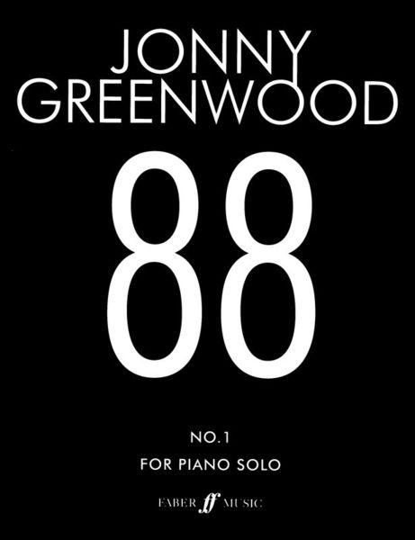 Faber Music Jonny Greenwood: 88 (No.1)