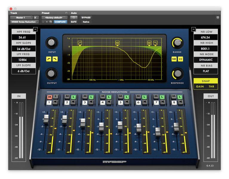 McDSP NR800 HD