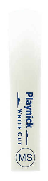 Playnick White Cut Reeds French MS