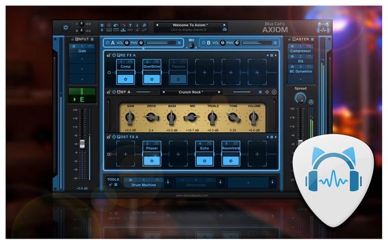 Blue Cat Audio Blue Cat's Axiom