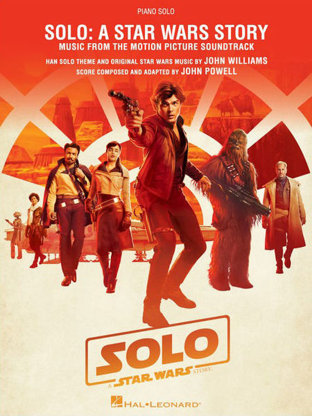 Hal Leonard Solo: A Star Wars Story Piano