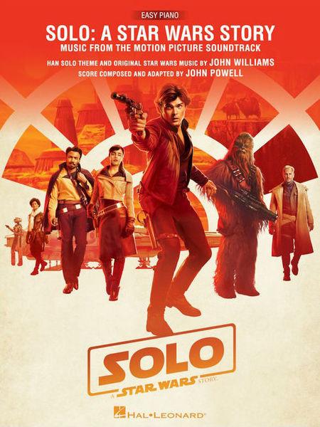 Hal Leonard Solo: A Star Wars Story Easy