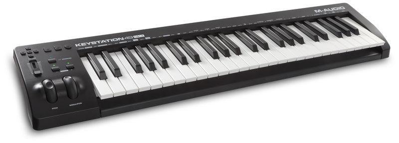 Keystation 49 MK3 M-Audio