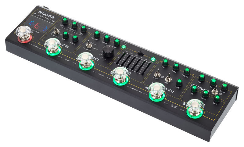 Mooer Black Truck Multi-Effects Unit