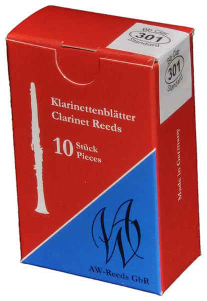 301 Boehm Clarinet 2,5 AW Reeds