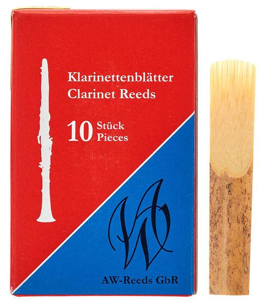 601 Bassetthorn 3 AW Reeds