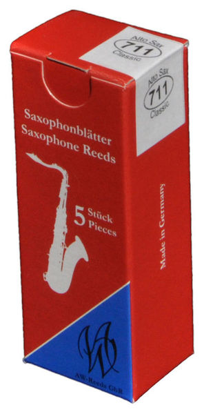AW Reeds 711 Alto Sax Classic 2,5