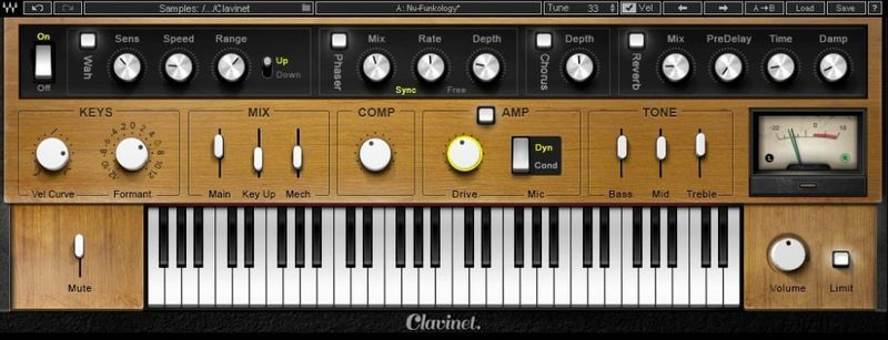 Waves Clavinet