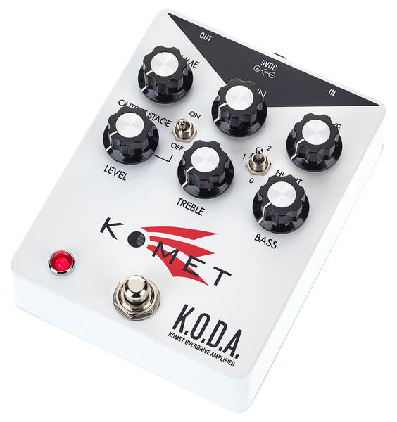 Komet Amplification K.O.D.A. Overdrive