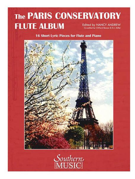 Southern Music Paris Conservatory Flute Album