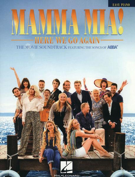 Hal Leonard Mamma Mia! Here we go - Easy