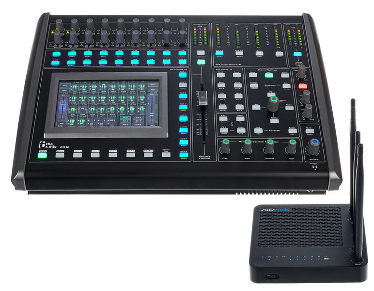 the t.mix 20.12 Basic Router Bundle