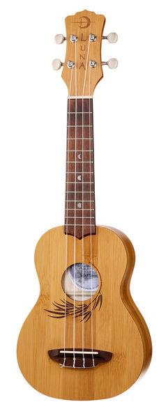 Luna Guitars Uke Bamboo Soprano