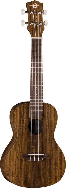 Luna Guitars Uke Flamed Acacia Concert