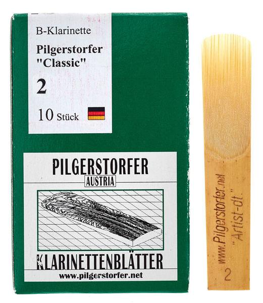 Pilgerstorfer Artist-dt. Eb- Clarinet 2,0