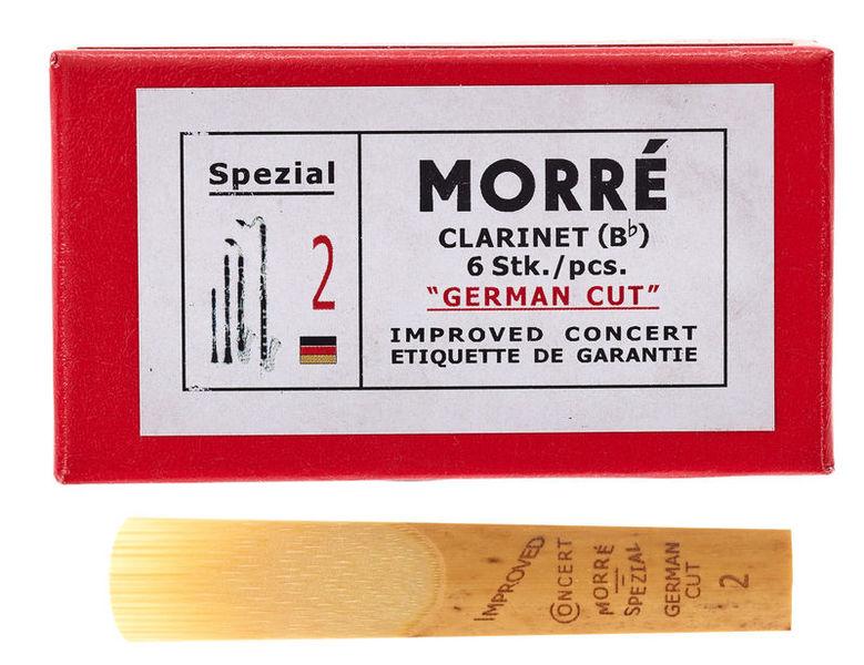 B - Flat Legere Clarinet Reed Bass Bb 2.50 Standard Cut