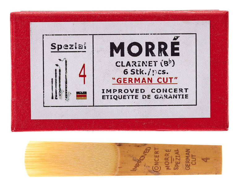 Pilgerstorfer Morré Bb-Clarinet 4,0