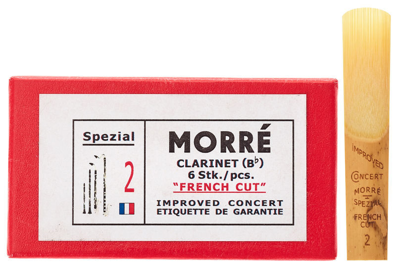 Pilgerstorfer Morré French Cut Bb-Clari. 2,0