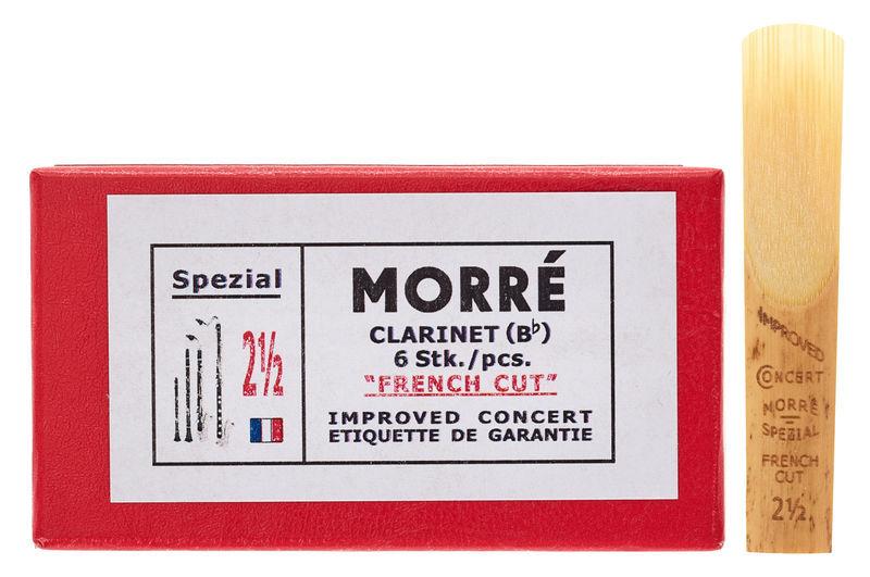 Pilgerstorfer Morré French Cut Bb-Clari. 2,5