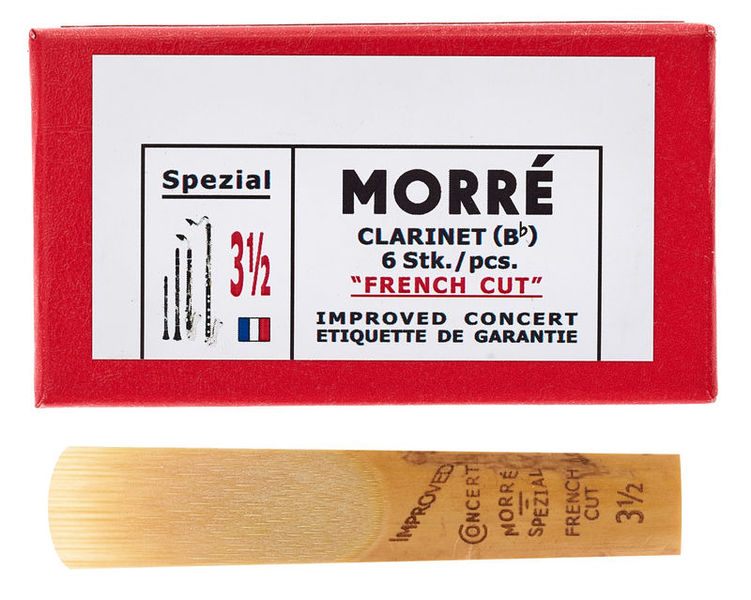 Pilgerstorfer Morré French Cut Bb-Clari. 3,5