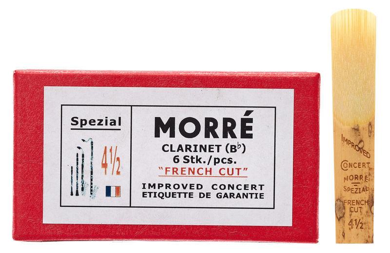 Pilgerstorfer Morré French Cut Bb-Clari. 4,5