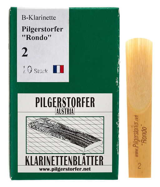 Pilgerstorfer Rondo Boehm Bb-Clarinet 2,0