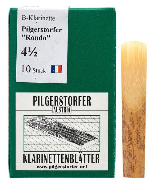 Pilgerstorfer Rondo Boehm Bb-Clarinet 4,5