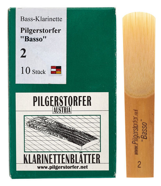 Pilgerstorfer Basso Bass-Clarinet 2,0