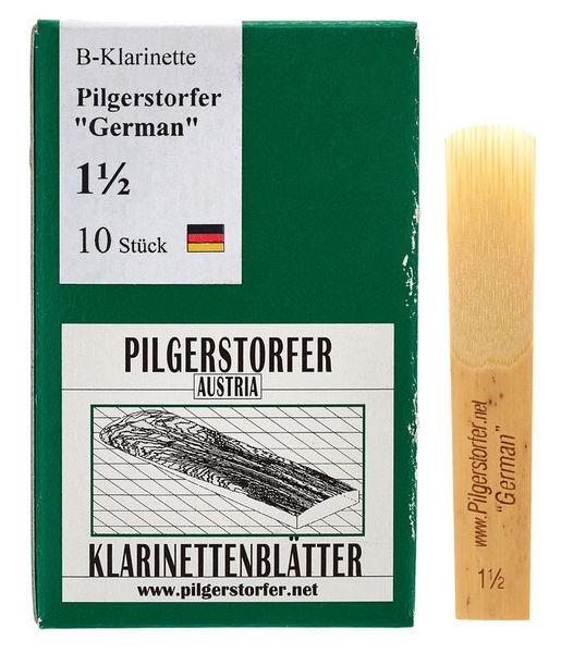 Pilgerstorfer German Bb-Clarinet 1,5