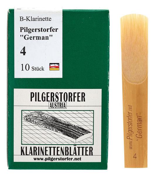 Pilgerstorfer German Bb-Clarinet 4,0