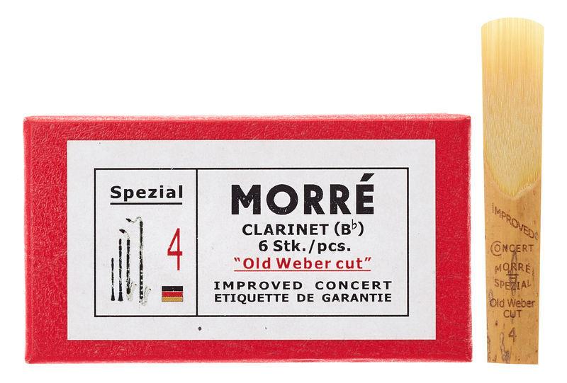 Pilgerstorfer Morré Old Weber Bb-Clar. 4,0