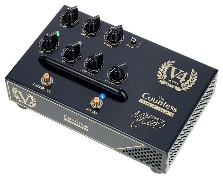 V4 The Countess Preamp Victory Amplifiers