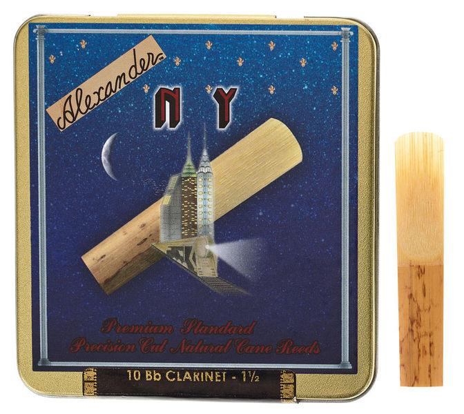 Alexander Reeds NY Clarinet 1,5