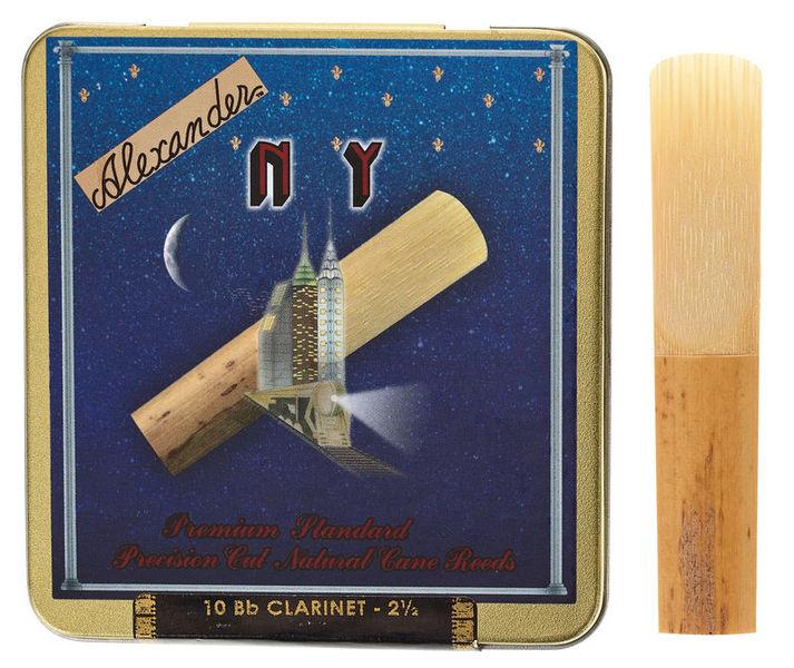 Alexander Reeds NY Clarinet 2,5