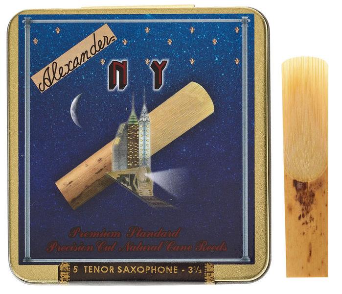 Alexander Reeds NY Tenor Saxophone 3,5