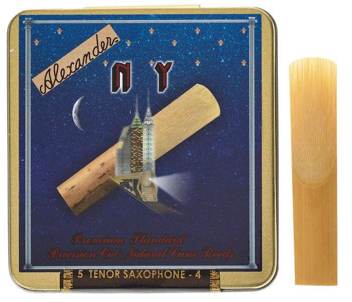 Alexander Reeds NY Tenor Saxophone 4,0