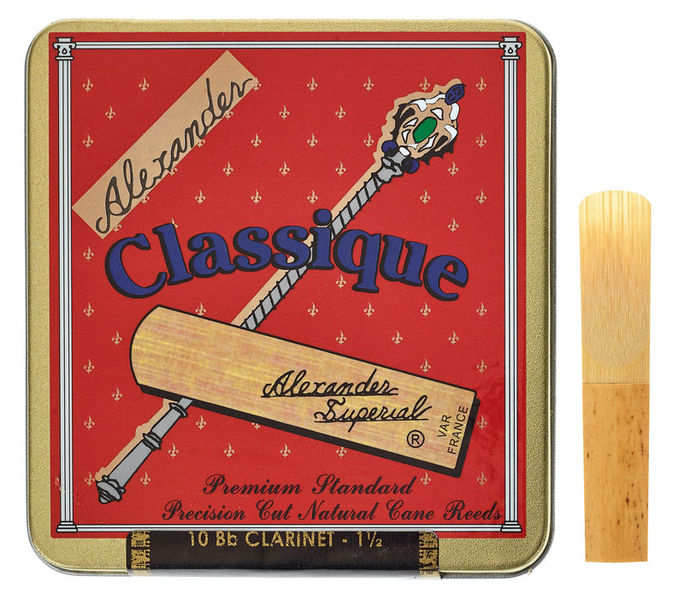 Alexander Reeds Classique Clarinet 1,5
