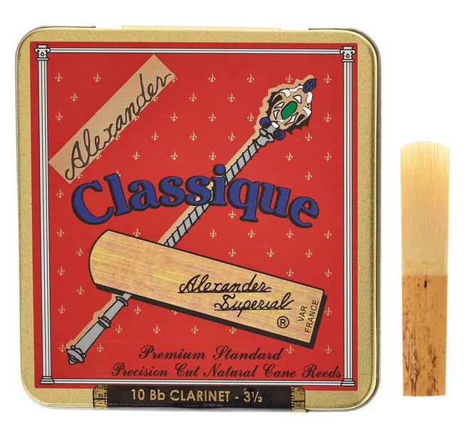 Alexander Reeds Classique Clarinet 3,5