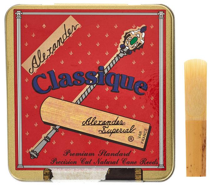 Alexander Reeds Classique Clarinet 4,0