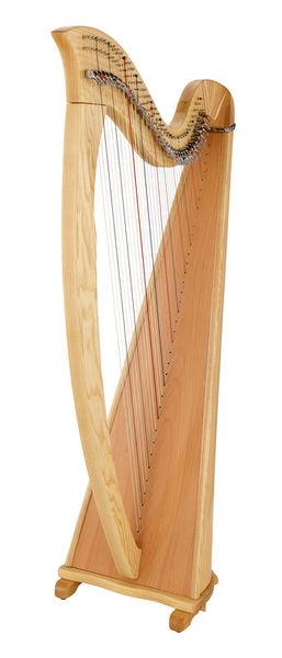 Roth & Junius Celtic Lever Harp Erin 38 Str
