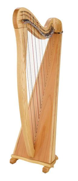 Roth & Junius Celtic Lever Harp Leyla 34 Str