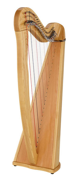 Roth & Junius Celtic Lever Harp Leyla 27 Str