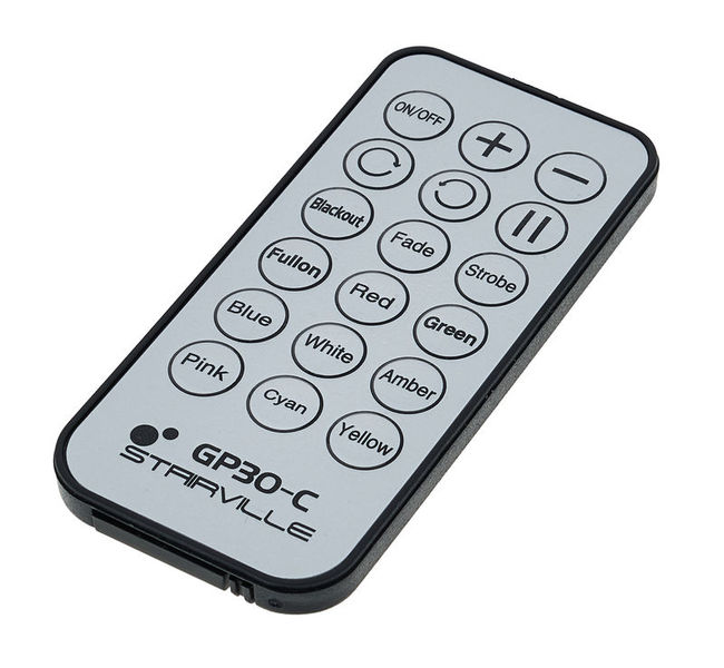Stairville GP-30C IR Remote Control