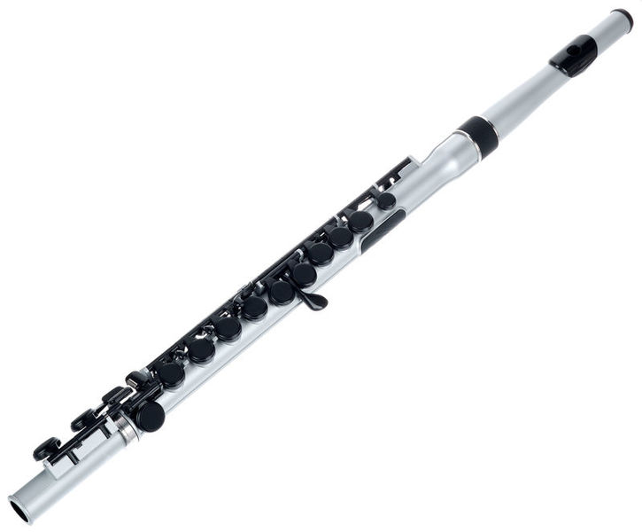 Nuvo Student Flute 2.0 Silver